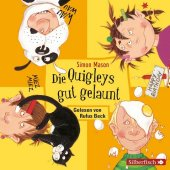 Die Quigleys gut gelaunt, 2 Audio-CDs Cover
