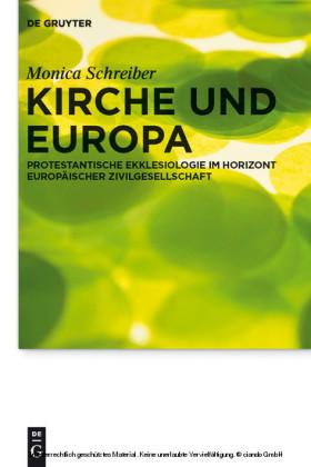 Kirche und Europa