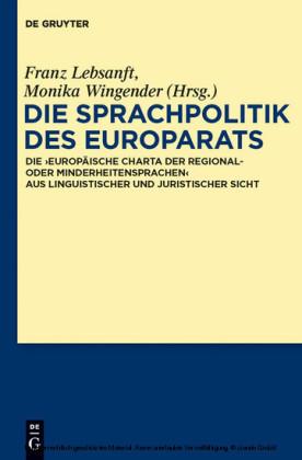 Die Sprachpolitik des Europarats