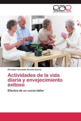 Actividades de la vida diaria y envejecimiento exitoso