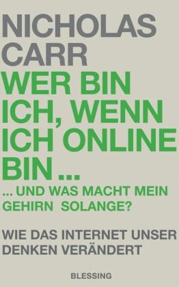 Wer bin ich, wenn ich online bin...