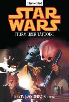Star Wars. Sturm über Tatooine