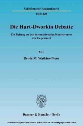 Die Hart-Dworkin Debatte.