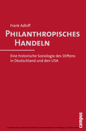 Philanthropisches Handeln