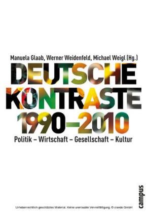 Deutsche Kontraste 1990-2010