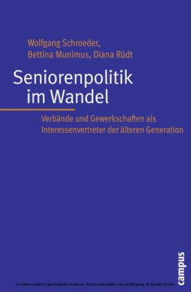 Seniorenpolitik im Wandel