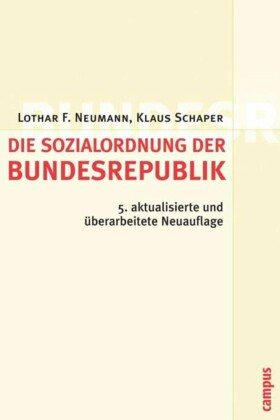 Die Sozialordnung der Bundesrepublik Deutschland