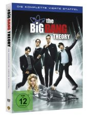 The Big Bang Theory, 3 DVDs
