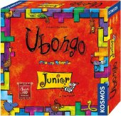 Ubongo Junior (Kinderspiel) Cover