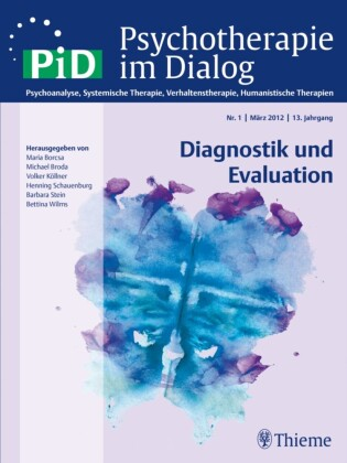 Psychotherapie im Dialog - Diagnostik und Evaluation