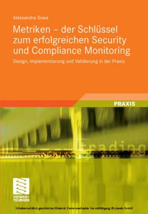 Metriken - der Schlüssel zum erfolgreichen Security und Compliance Monitoring