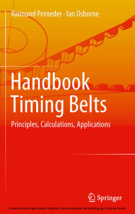 Handbook Timing Belts