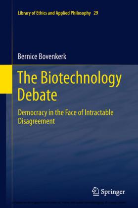 The Biotechnology Debate