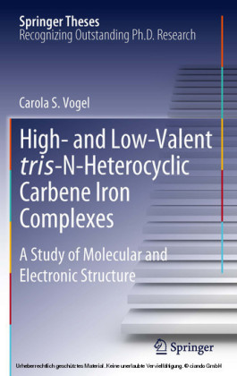 High- and Low-Valent tris-N-Heterocyclic Carbene Iron Complexes