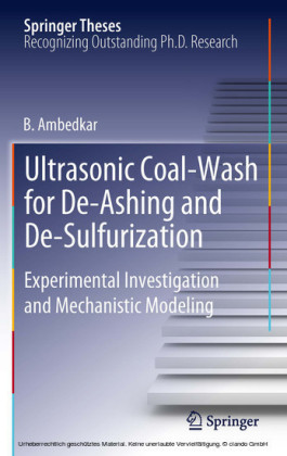 Ultrasonic Coal-Wash for De-Ashing and De-Sulfurization