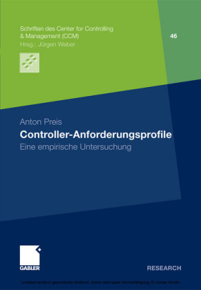 Controller-Anforderungsprofile