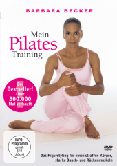 Barbara Becker - Mein Pilates Training, 1 DVD