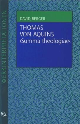 Thomas von Aquins 'Summa theologiae'