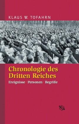 Chronologie des Dritten Reiches