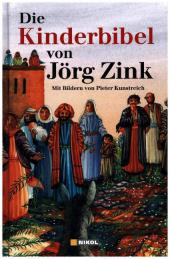 Die Kinderbibel von Jörg Zink Cover