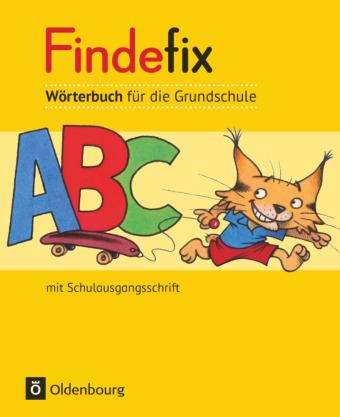 Wörterbuch mit Schulausgangsschrift