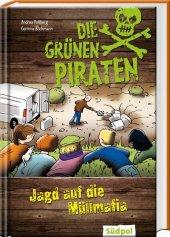Die Grünen Piraten - Jagd auf die Müllmafia Cover
