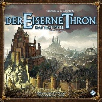 Der Eiserne Thron, zweite Edition (Spiel)