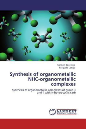 Synthesis of organometallic NHC-organometallic complexes