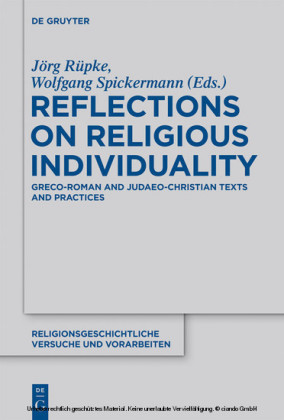Reflections on Religious Individuality