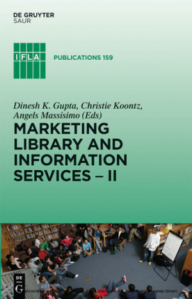 Marketing Library and Information Services. Vol.2