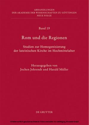 Rom und die Regionen
