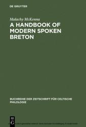 A Handbook of Modern Spoken Breton