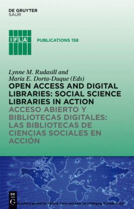 Open Access and Digital Libraries / Acceso Abierto y Bibliotecas Digitales