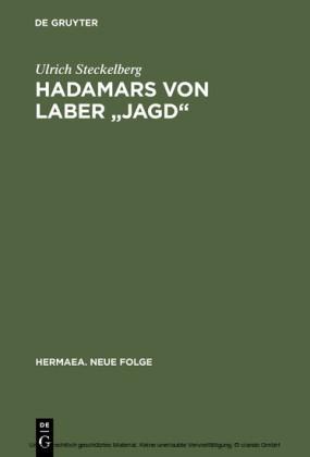 Hadamars von Laber 'Jagd'