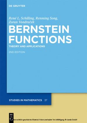 Bernstein Functions