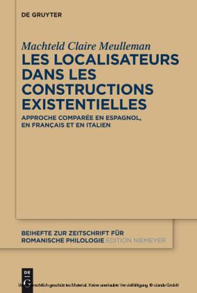Les localisateurs dans les constructions existentielles