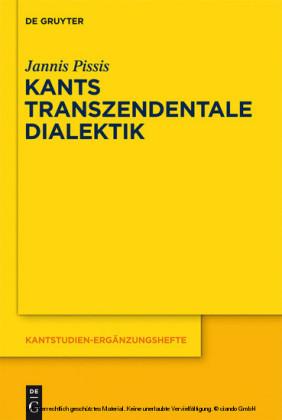 Kants transzendentale Dialektik