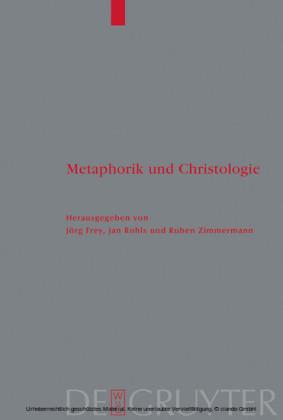 Metaphorik und Christologie