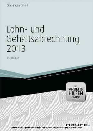Lohn- und Gehaltsabrechnung 2012
