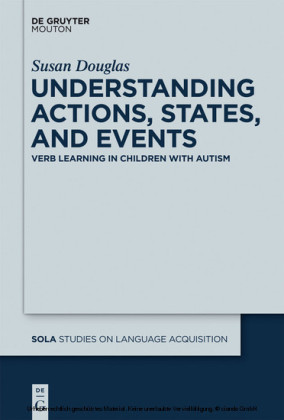 Understanding Actions, States, and Events
