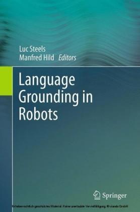 Language Grounding in Robots