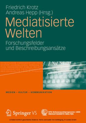 Mediatisierte Welten