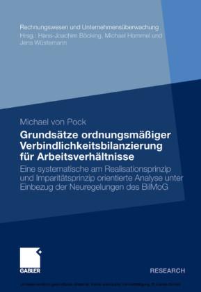 Grundsätze ordnungsmäßiger Verbindlichkeitsbilanzierung für Arbeitsverhältnisse