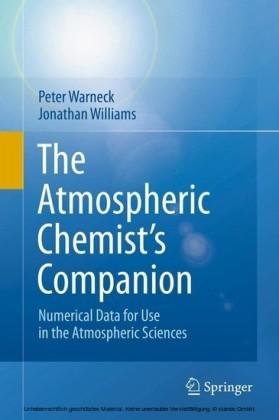 The Atmospheric Chemist's Companion
