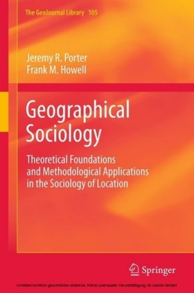 Geographical Sociology