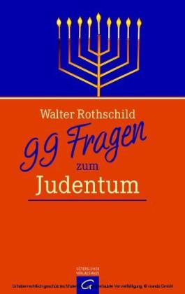 99 Fragen zum Judentum