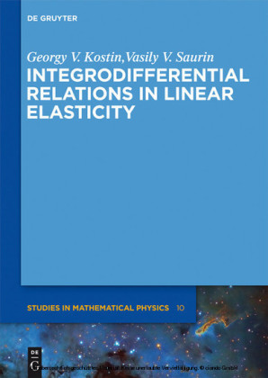 Integrodifferential Relations in Linear Elasticity