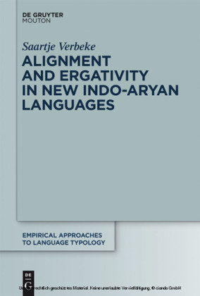 Alignment and Ergativity in New Indo-Aryan Languages