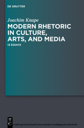 Modern Rhetoric in Culture, Arts, and Media