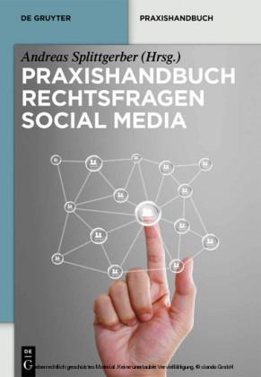 Praxishandbuch Rechtsfragen Social Media